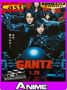 GANTZ: PERFECT ANSWER LIVE ACTION (2011) [1080P BRRIP] [CASTELLANO JAPONES] [SUB-ESP] OriionHD