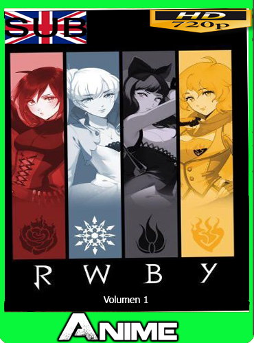 RWBY (Ruby Volumen 1) (2013) [720P] Subtitulado [Google-Uptobox] by joveromghd