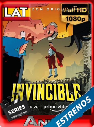 Invencible (Invincible) (2021) [1080P] Latino-Ingles [Google-Mega] by joveromghd