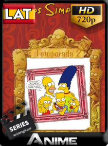 Los Simpson Temporada 2 HD [720p] Latino [GoogleDrive]