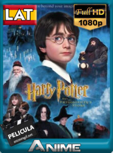 Harry Potter y la piedra filosofal (2001) Latino 1080p [GoogleDrive] [UpToBox]