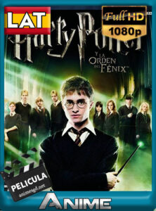 Harry Potter y la Orden del Fénix (2007) Latino 1080p [Google Drive] [UpToBox]