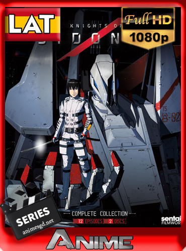 Knights of Sidonia (Temp.1)(2009)[1080P][Latino][GoogleDrive][Darksider21]