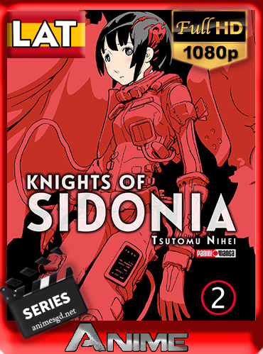 Knights of Sidonia (Temp.2)(2015)[1080P][Latino][GoogleDrive][Darksider21]