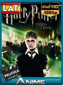 Harry Potter y la Orden del Fénix (2007) Latino Hd [1080p] [Google Drive]