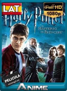 Harry Potter y el misterio del príncipe (2009) Latino Hd [1080p] [Google Drive]