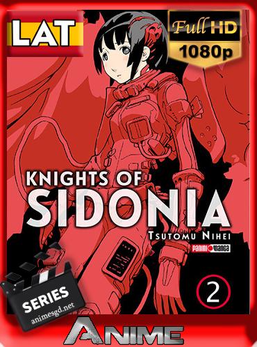 Knights of Sidonia (Temp.2)(2015)[1080P][Latino][GoogleDrive][Darksider21]