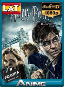 Harry Potter y las Reliquias de la Muerte P1 (2010) Latino Hd [1080p] [Google Drive]