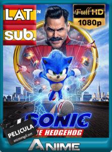 Sonic La Pelicula (2020) Audio Ingles sub y Español FullHd [1080p] [Google Drive] by A-Sh000ter