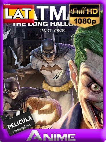 Batman: The Long Halloween Part One (Película)(2021)[1080p][Latino][Darksider21]