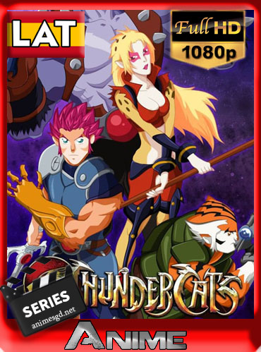 ThunderCats (2011)[1080p][Latino][Resubido][Darksider21]
