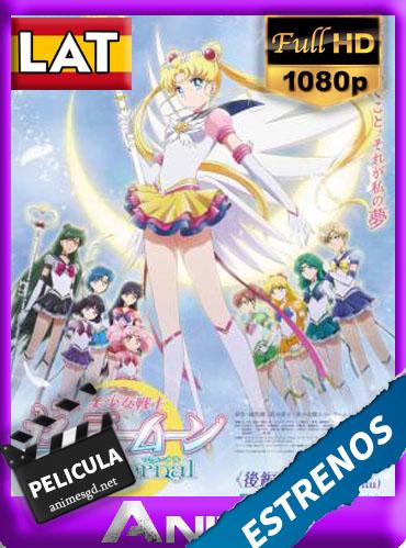 Pretty Guardian Sailor Moon Eternal: La película Parte.2 (2021)[1080p][Latino][Darksider21]
