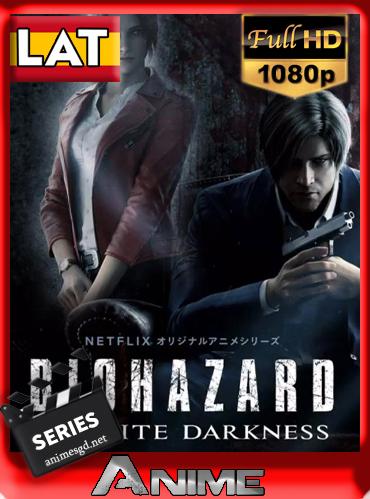 Resident Evil: La tiniebla infinita (Temp.1)(4/4)(2021)[1080p][Latino][Darksider21]