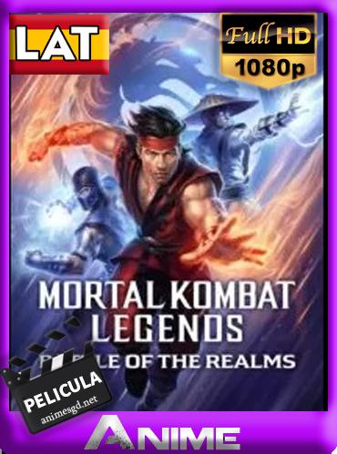 Mortal Kombat Leyendas: La batalla de los reinos (Película)(2021)[1080p][Latino][Darksider21]