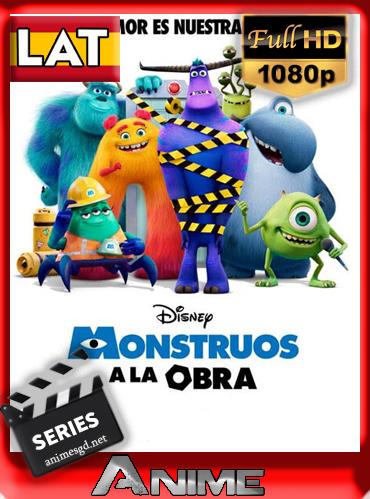 Monstruos a la obra (Temp.1)(2021)[1080p][Latino][Darksider21]
