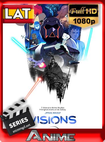 Star Wars: Visions (2021)  [9/9] HD [1080p] [Latino] [Darksider21]