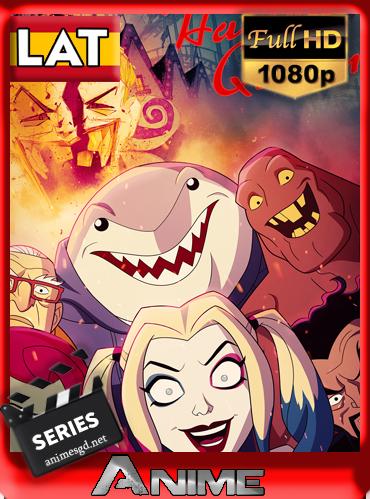 Harley Quinn: Serie Animada (Temp.1)(2019)(13/13)[1080p][Latino][Darksider21]
